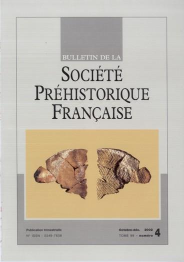 Nouveaux membres    Bulletin de la Société préhistorique française