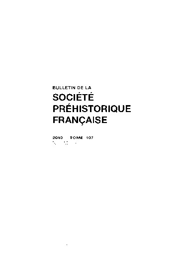 Cédric Lepère 2009 - Identités et transferts culturels dans le domaine circumalpin : l'exemple des productions céramiques du Chasséen provençal