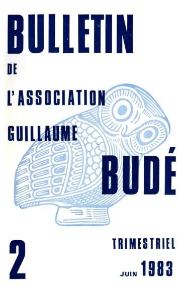 La Vie De L Association Guillaume Bude Section D Adultes Persee