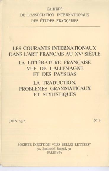Quelques exemples des rapports entre la France et lItalie au XIVe et au XVe siècles