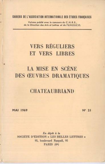 Les Tentatives De Libération Du Vers Français Dans La Poésie
