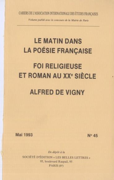 Visions Du Matin Dans La Poésie Du Xviie Siècle Traditions