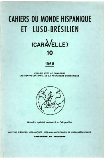 Corridas Et Carnaval Dans La Presse Argentine Avant 1833