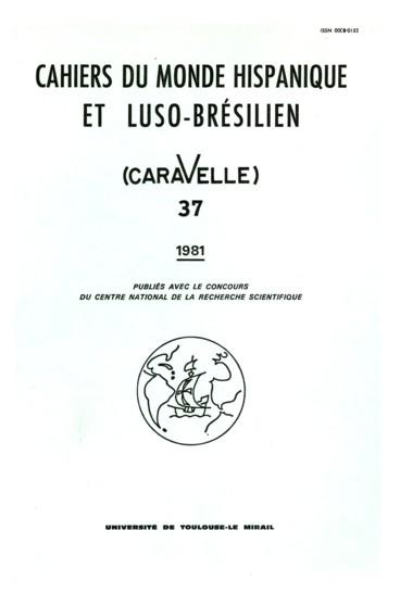 La Recherche Latino Américaniste En France 1980 Persée