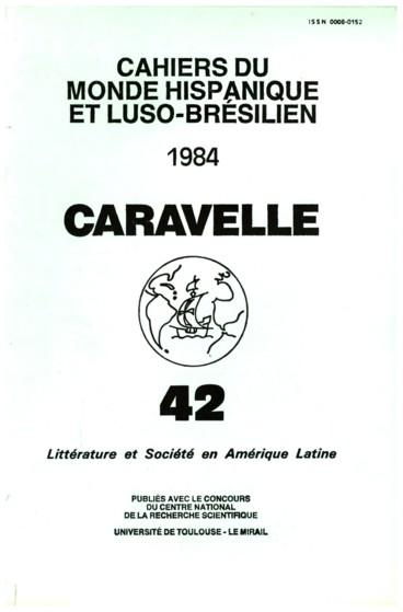 Horizons Amériques latines », 1997 (ISBN 2-7384-4334-6, lire en ligne [archive]).