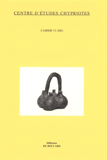 abe4a2862d Prolegomena to the study of Cypriote sculpture - Persée