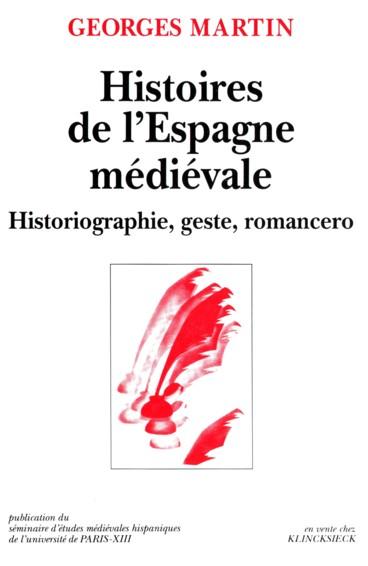 Le Premier Romancero Historique Genèse Architecture
