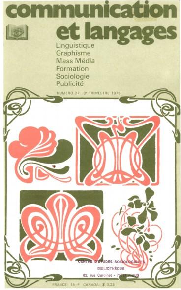 Marshall McLuhan ou Robert Escarpit Lavenir du livre