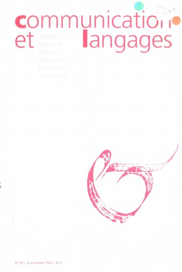 Roger Laufer et Dominico Scavetta Texte hypertexte hypermedia