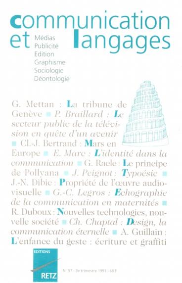 Typoésie   Communication et langages