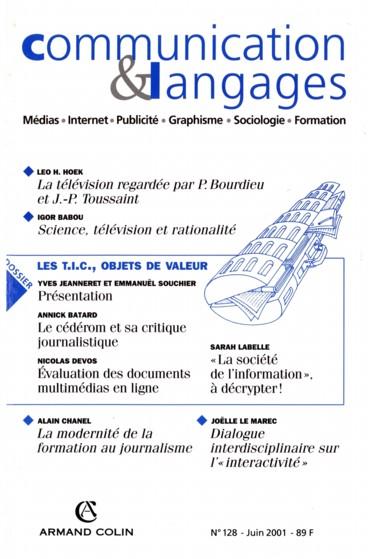 Lédition génétique : Pierre-Marc de Biasi La génétique des textes