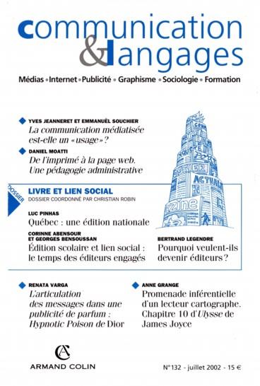 La revue scientifique, objet faussement évident : Colloque « place et enjeux des revues pour la recherche en infocom » Nice, 25-26 mars 2002.