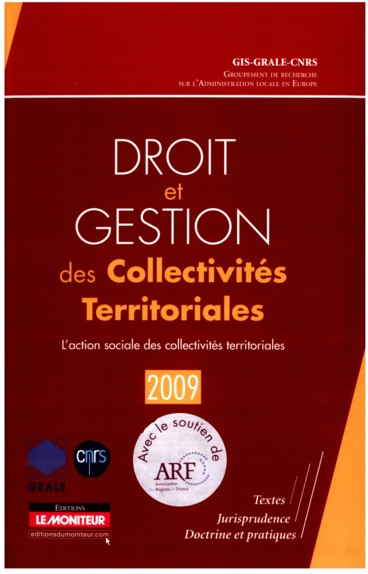084753012fc II) Les évolutions statutaires de la fonction publique territoriale ...