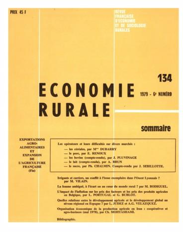 Organisation économique de la production agricole en Iran : coopératives et « agro-business ». Mai 1978