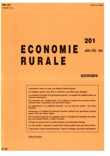 Bernard Kayser. - La renaissance rurale, sociologie des campagnes du monde occidental.
