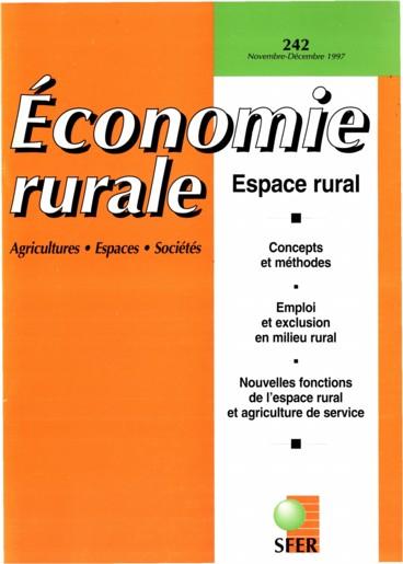 INSEE Lagriculture, tendances et disparités