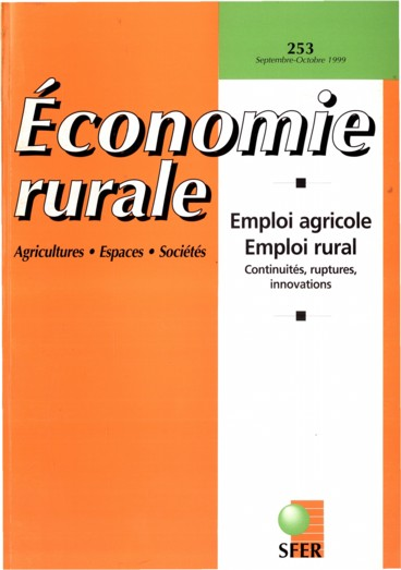 Introduction   Économie rurale