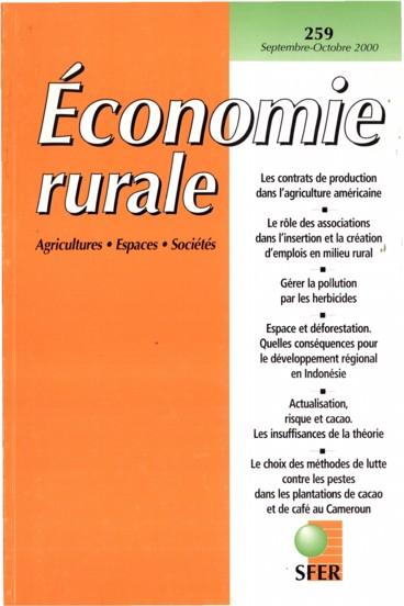 Les interventions décentralisées en agriculture, Marielle Berriet-Solliec