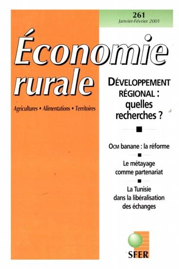 Des recherches en partenariat « pour » et « sur » le développement régional à IINRA