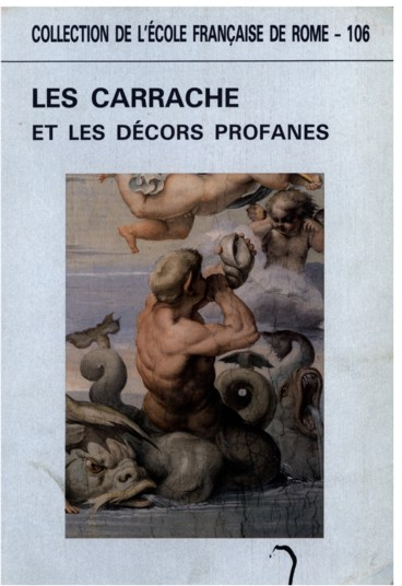 The Landscapes Of Agostino Carracci Reflexions On His Role In The