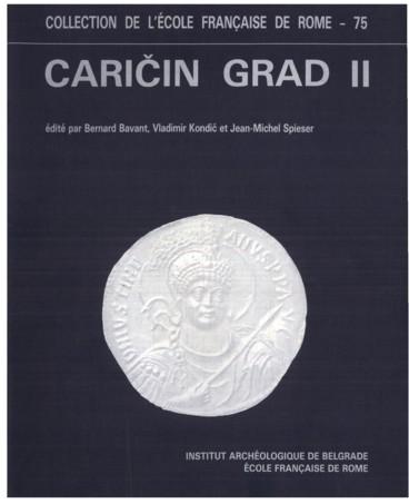 Caričin Grad II. Le quartier sud-ouest de la ville haute - Persée bedd2f85ad3