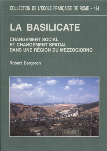6359056b29c La Basilicate. Changement social et changement spatial dans une ...