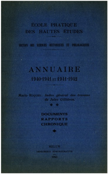 Calendrier 1941.Calendrier Pour 1941 1942 Persee