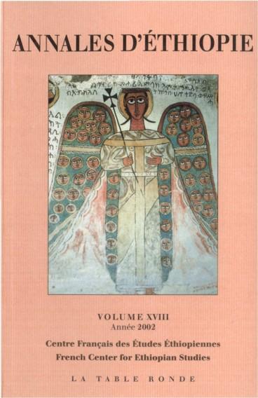 Rewriting Ethiopian History - Persée