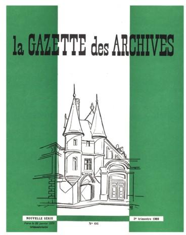 Archives Et Dossiers De Personnel Persee