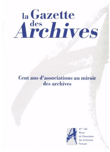 Les Archives Des Associations Theatrales L Association De Loi 1901