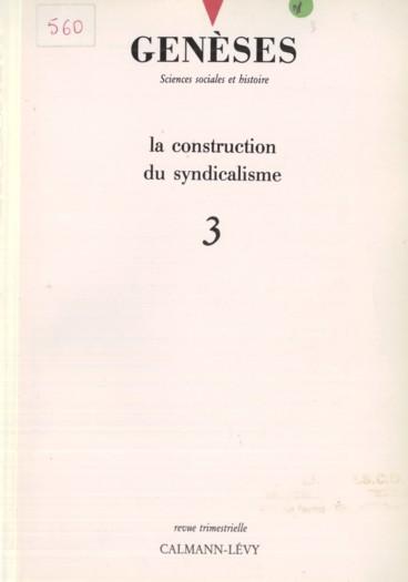 Nourrir Les Bresiliens Carte Mentale.Lectures Savantes D Un Syndicalisme Paradoxal La Formation De La