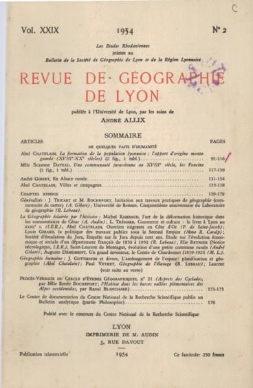 L Trenard Commerce Et Culture Le Livre A Lyon Au Xviiie