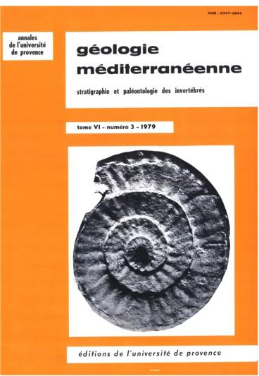 Les Calcaires De Pied Dautry Allauch Bouches Du Rhône