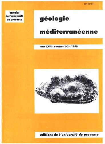8428c5e1b212c Occurence of the genus Disiefanella Parona (Rudist