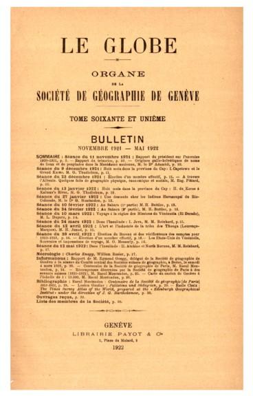 Carte du canton de Genève à léchelle de 1 : 12 500