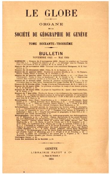 LEsclavage en Abyssinie par le Dr George Montandon. 1923