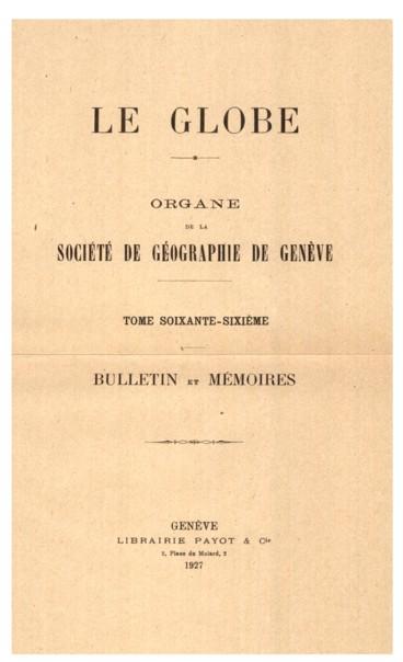 La vie et la correspondance de Barrett Wendel, par M. A. De Wolfe Howe. Traduit par A. Brulé, 1926