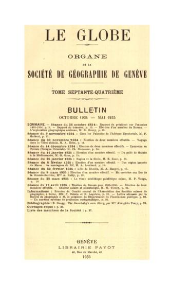 Présidence de M. Raoul Montandon, président.
