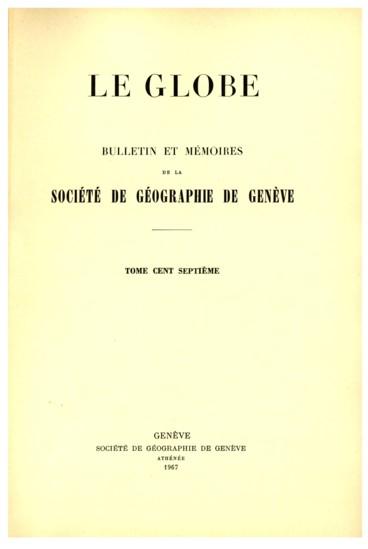 Rapport du président pour lexercice 1966-67