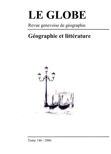 Département de géographie