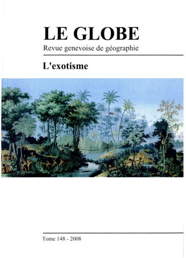 Le papier peint panoramique français, ou l\'exotisme à domicile - Persée