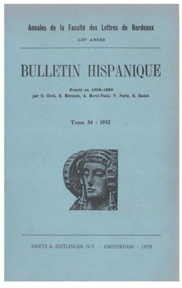 Notes Sur L Infiltration Des Espagnols En France Aux Xviie