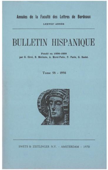 Quatre Poèmes Inédits De Jovellanos Persée