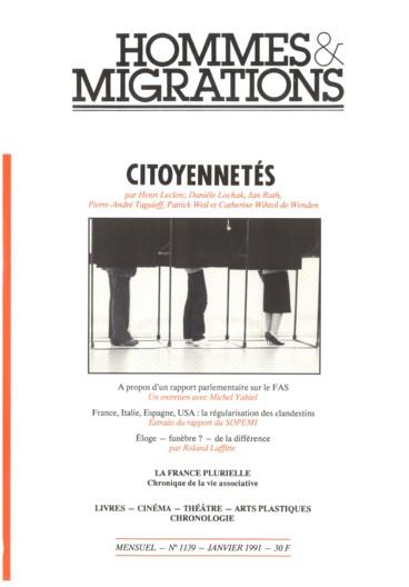 Novembre 1990 en France. Chronologie établie par Marie Verdier