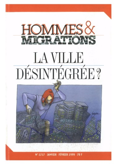 Sous la direction dAndréa Rea, Immigration et racisme en Europe, 1988