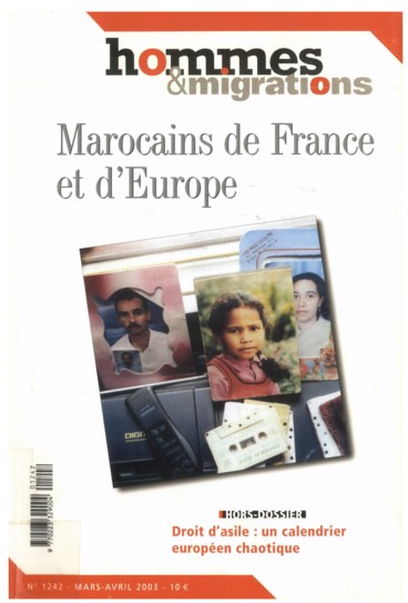 L Immigration Marocaine En Espagne Persee