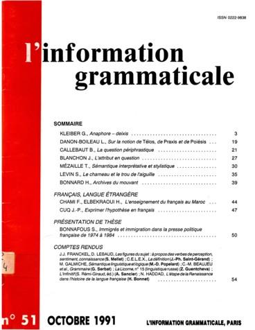 L Enseignement Du Francais Au Maroc Demarches Pedagogiques