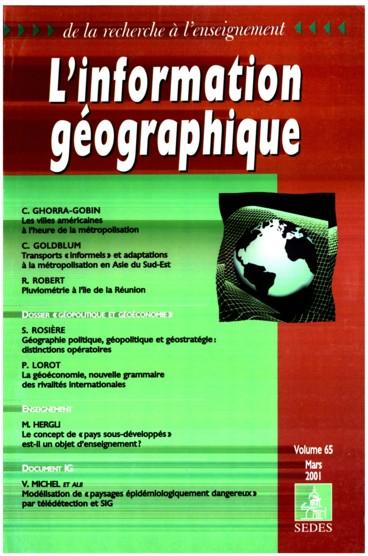 Vincent Moriniaux Coord La Géographie Au Capes Et Aux