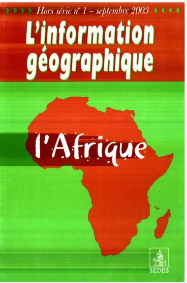 """Résultat de recherche d'images pour """"géographie urbaine de l'Afrique"""""""
