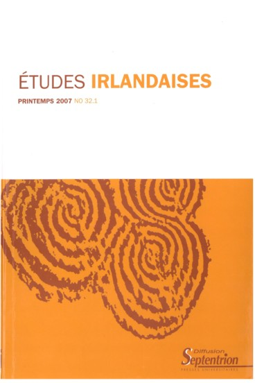 Race Language And Social Class In Seventeenth Century Ireland Persée